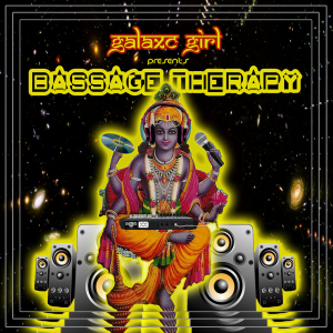 GalaxC Girl - Bassage Therapy Cover Art